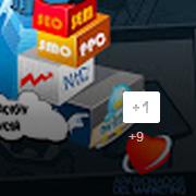 Botón de +1 sobreimpreso sobre la imagen de portada (no se ve)