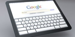 Google Tablet PC - Google Chrome OS tablet - Respuesta a Apple iPad