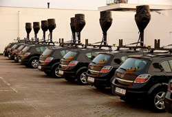 Google Street View Cars in Spain