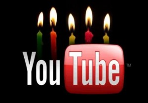 YouTube cumple 5 años