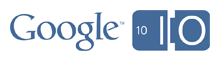 Google I/O 2010 - logo