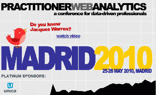 Practitioner Web Analytics Madrid 2010