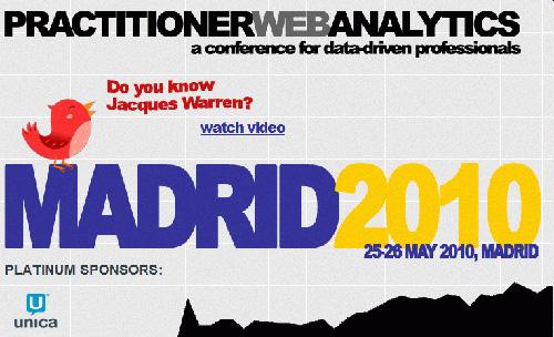 Practitioner Web Analytics Madrid 2010