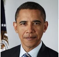Facebook fan page - Obama