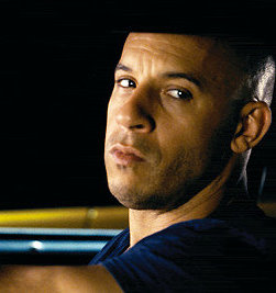 Facebook fan page - Vin Diesel
