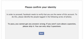 www.insidefacebook.com: Facebook - Confirm Your Identity