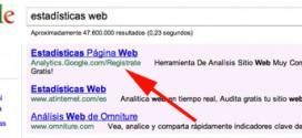 Anuncios de Google en Google Adwords