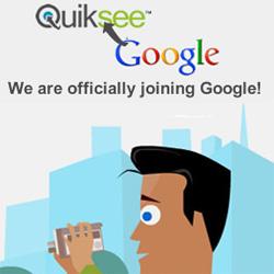 Google compra Quiksee