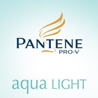 Pelo Pantene - Aqua Light