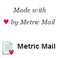 Made with Love by Metric Mail