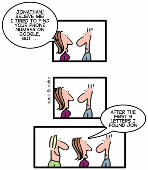 Google Instant Humor: Ismael El Qudsi