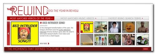YouTube Rewind 2010