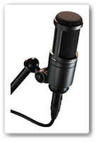 Micrófono Audio Technica AT2020