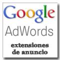 Las extensiones de anuncio de Google AdWords