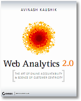 Avinash Kaushik: Web Analytics 2.0