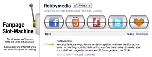 Galería imágenes Facebook: Flobbymedia