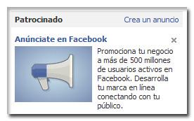 Anuncios Facebook - Estadísticas