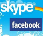 Facebook + Skype