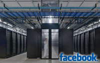 Facebook Prineville Server Room