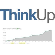 ThinkUp - Estadísticas de redes sociales en servidor propio