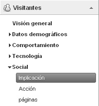 Google Analytics - Social