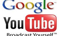 Logos YouTube y Google