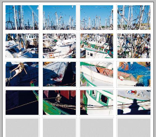 Galeria de fotos de Facebook personalizada 4
