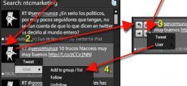 Cómo añadirse a si mismo a una lista de Twitter