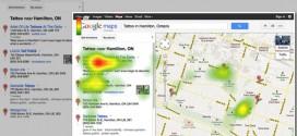 Nuevo estudio de Eye-Tracking en Google Maps 1