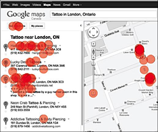 Nuevo estudio de Eye-Tracking en Google Maps 4