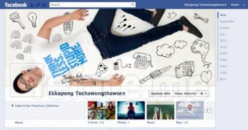 Facebook Timeline: Ekkapong Techawongthaworn