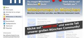 Página de Munich en Facebook