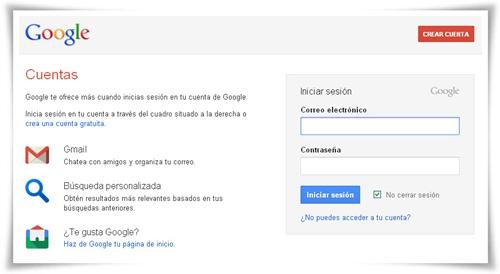 Cómo borrar el historial de búsquedas de Google 01
