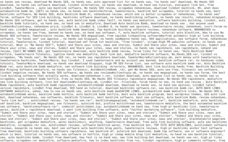 Google example of Keyword Stuffing
