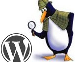 El pingüino de Google comprueba WordPress
