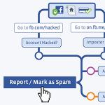 Marcar como SPAM en Facebook