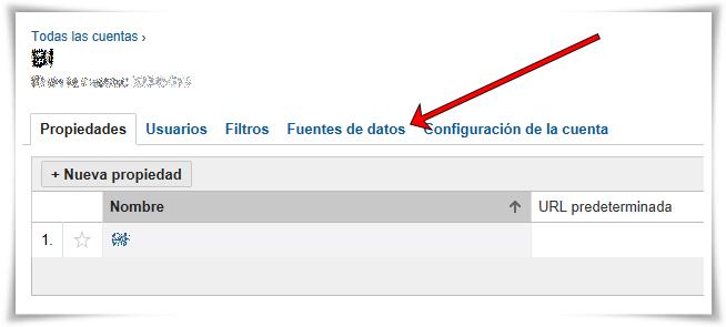 Enlazar Google AdWords con Google Analytics - Paso 06 de 10