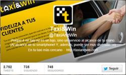 Taxi&Win en Twitter: @TaxiAndWin