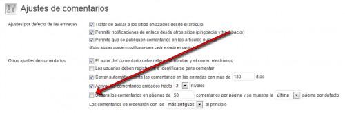 Contenido duplicado en WordPress comment-page-1