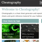 Cheatography