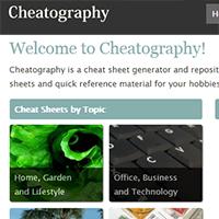 Cheatography