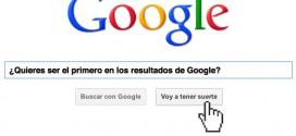 El primero en Google se lleva el 32,5% de los clicks