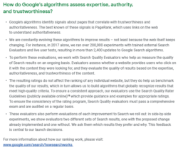 EAT en whitepaper de google