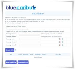 Google Creador de URL mejorado - Google URL builder mejorado