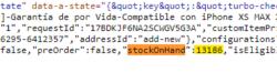 Amazon stockOnHand - Compra de 1 producto