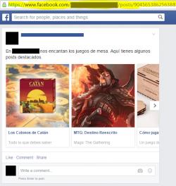 Truco para crear un post de carrusel en Facebook