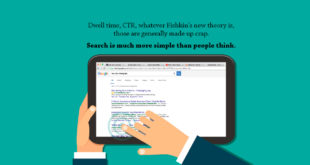 """Google: """"El CTR, tiempo de permanencia y otras señales UX son mitos inventados"""""""