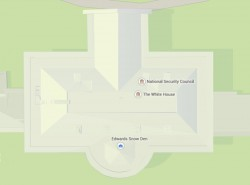 "Cómo manipular Google Maps: ""Edward's Snow Den"""