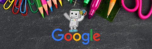 Google nos recuerda no usar caracteres especiales en las URLs