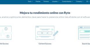 RYTE / Onpage.org: Herramientas SEO molonas